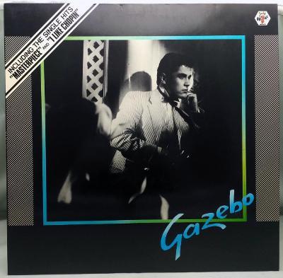 Gazebo – Gazebo 1983 Germany Vinyl LP 1.press