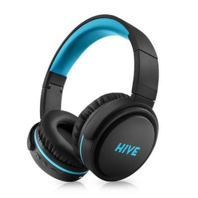 Niceboy HIVE XL bezdrátová sluchátka, černá