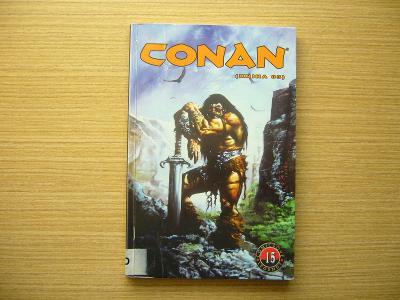 Comiscové legendy 15: Conan (kniha 03) | 2008 -n