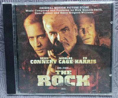 CD - Soundtrack - THE ROCK  ( 1996 ) , CD V PĚKNÉM STAVU