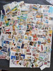Každá jiná - poštovní známky Německa (Deutschland) 212ks