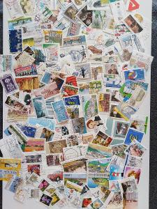 Každá jiná - poštovní známky Německa (Deutschland) 145ks