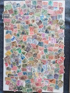 Každá jiná - poštovní známky Rakouska-Uherska 298ks