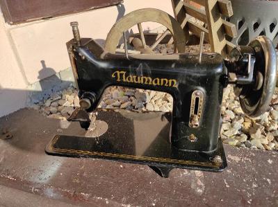 Starožitný funkční šicí stroj