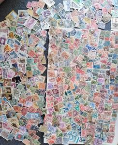 Každá jiná - poštovní známky Rakouska-Uherska 499ks