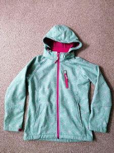 Dívčí bunda soft