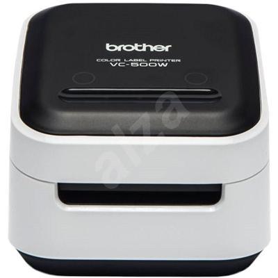 Tiskárna štítků Brother VC-500W
