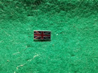 zip saček 15/ odznak -vlajka