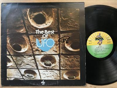 UFO The Best Of UFO VG+ 1973