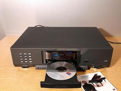 Špičkový CD přehrávač PHILIPS CD 930