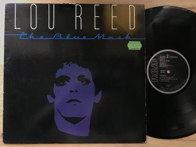 Lou Reed – The Blue Mask EX 1982 RCA