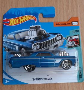 Hot Wheels - Tooned 64 Chevy Impala