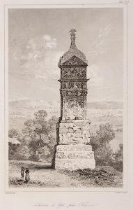 Trevea, oceloryt, 1860