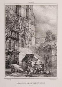 Vienne , oceloryt, 1860
