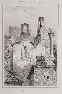 Mornas , oceloryt, 1860