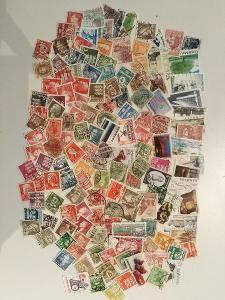 Každá jiná - poštovní známky Dánska (Danmark) 145ks