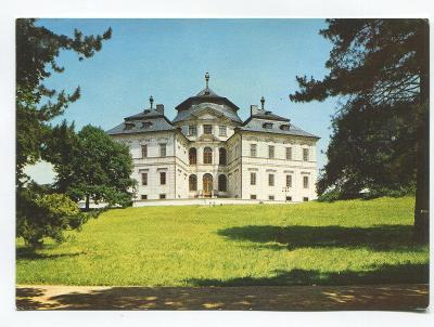 CHLUMEC nad Cidlinou, o. Hradec Králové - zámek KARLOVA KORUNA