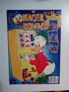 Časopis, Kačer Donald, č. 20/1999, pěkný stav