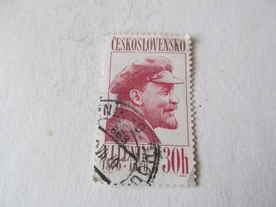 """Známka """"Lenin"""" 30 hal."""