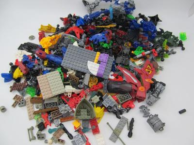 COBI MEGA BLOKS analog LEGO stavebnice 1. 3 KG