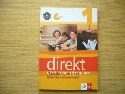 Direkt 1. Němčina pro střední školy   2008, vč. CD -n