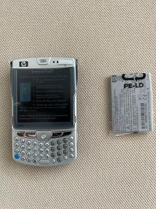HP ipaq hw6500 serie - NEPOUZITY, vzacne, kompletni baleni