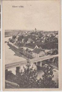 Kácov nad Sázavou, celkový pohled na město