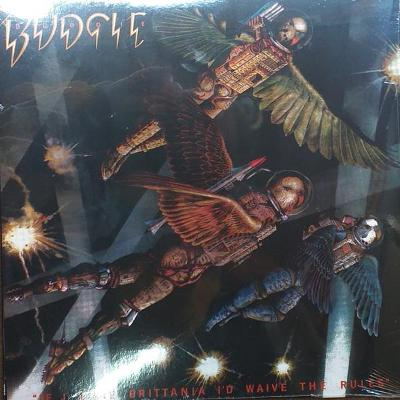More images Budgie – If I Were Brittania I'd Waive The Rules B1 335707