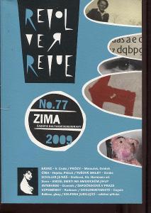 Revolver Revue, ročník XXIV., č. 77/2009