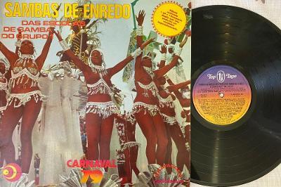 Various- Sambas De Enredo Das Escolas De Samba Do Grupo 1: Carnaval 79