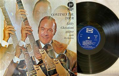 Eddy Christiani With Orchestra - Continental Tour