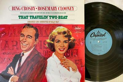 Bing Crosby, Rosemary Clooney & Billy May - That Travelin' Two-Beat