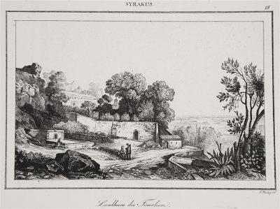 Timoleon, Le Bas, oceloryt 1840