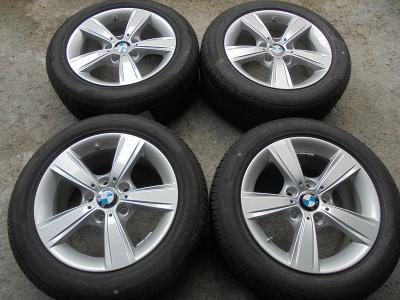 205 55r16 letní runflat+16 alu BMW 1 F20, F22 GT(6796199),5x120, ET 40