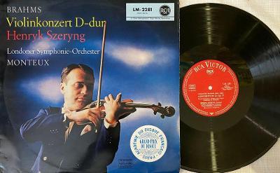 H. Szeryng, P. Monteux & Others - Violinkonzert D-dur