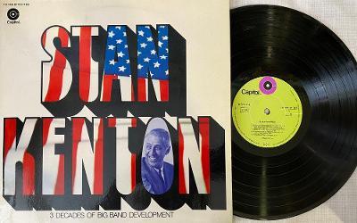 Stan Kenton - 3 Decades Of Big Band Development