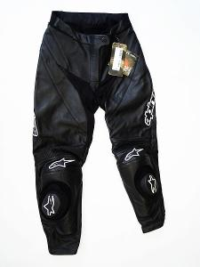 Kožené  kalhoty ALPINESTARS - vel. 46, pas: 80 cm