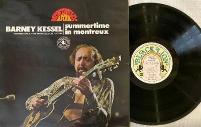 Barney Kessel - Summertime In Montreux