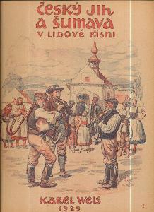 Český jih a Šumava v lidové písni, díl 2.