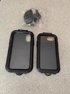 INTERPHONE cellurline IcaseIPX, 2xpouzdro na Iphone 6-8 a X,XS +držák