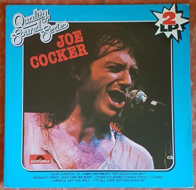 2LP Joe Cocker – Joe Cocker