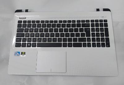 Asus K55VD - palmrest, klávesnice /S1331/