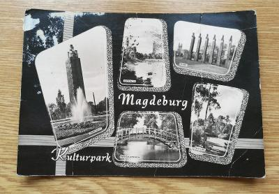 Pohled  Magdeburg