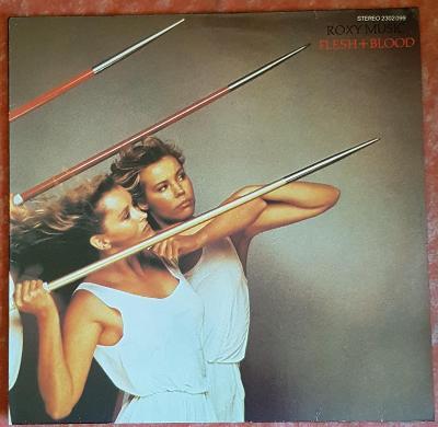 Roxy Music – Flesh + Blood 1980