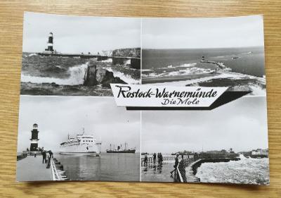 Pohled  Rostock
