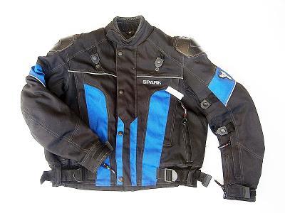 Textilní bunda SPARK - vel. M/50