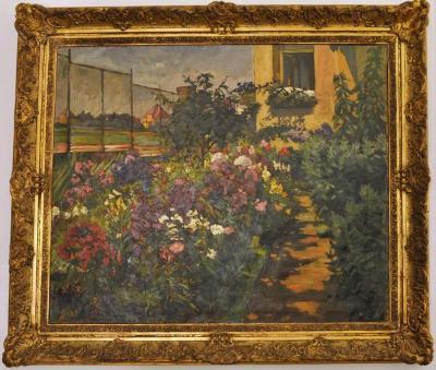 Pavel Gromnickij - Květinová zahrada