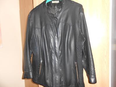 Lehká kožená bunda