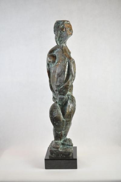 Emil Filla - Akt ženy