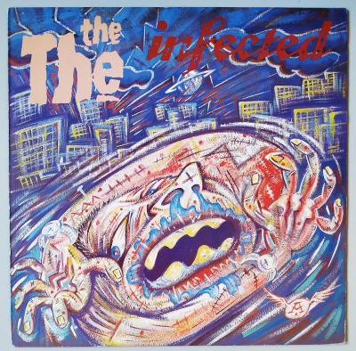 LP THE THE - INFECTED(1986) HoLL Press EX ZACHOVALÝ STAV!